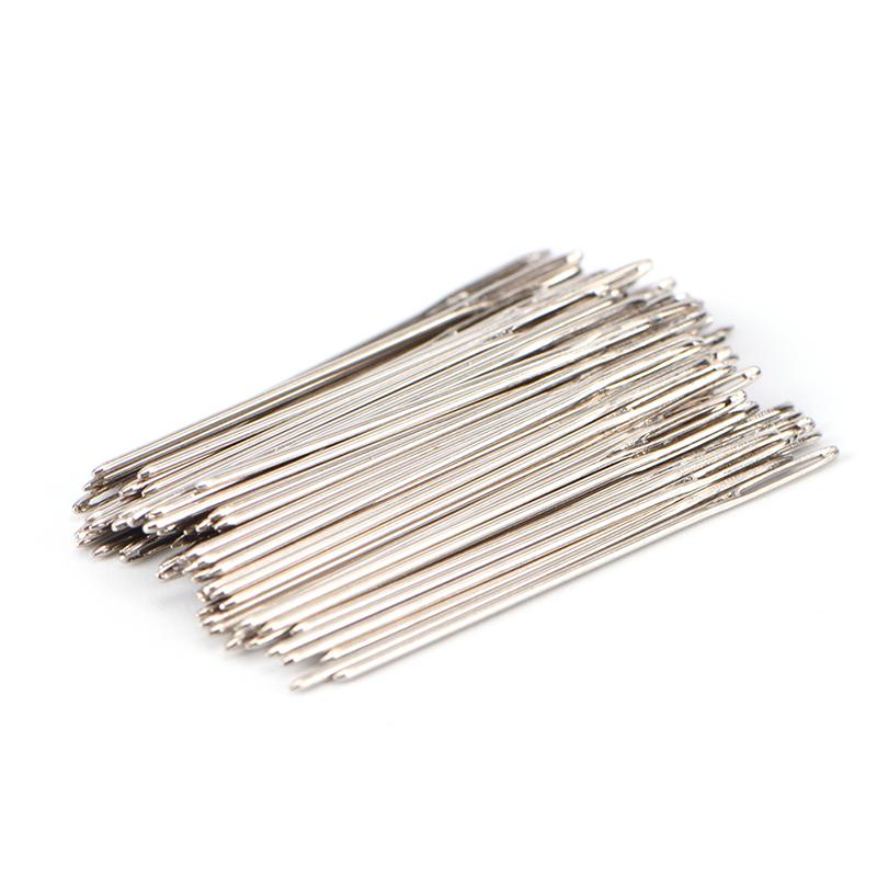 100pcs Tail Embroidery Fabric Cross Stitch Needles Craft Tools High Quality