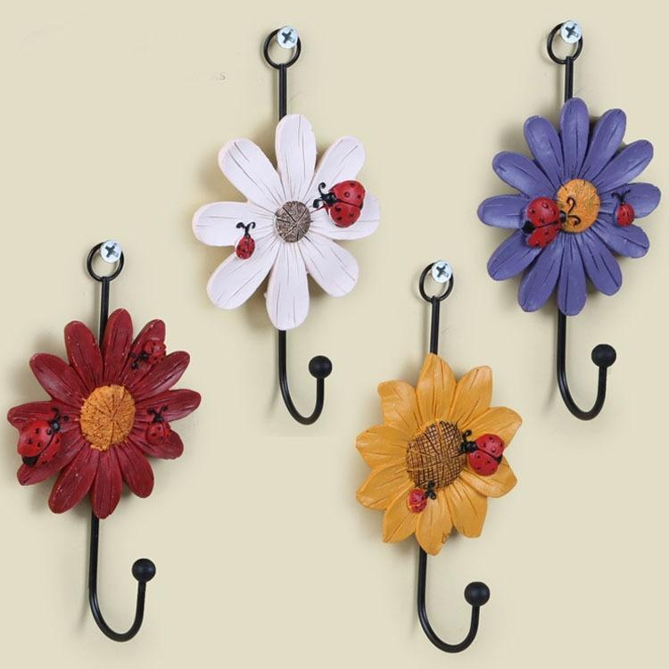 3pcs High Quality Creative Personality Plastic Hook Without Trace Hook