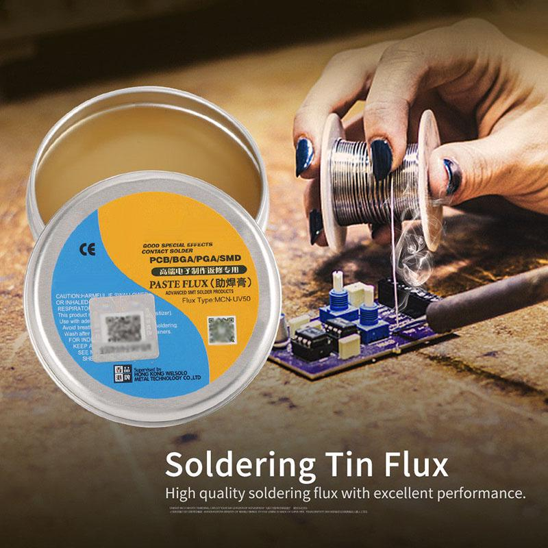 Durable Desoldering Wire for Different Desoldering Requirements The Desoldering of Print Circuit Board High Purity 1.5m Desoldering Braid Wire