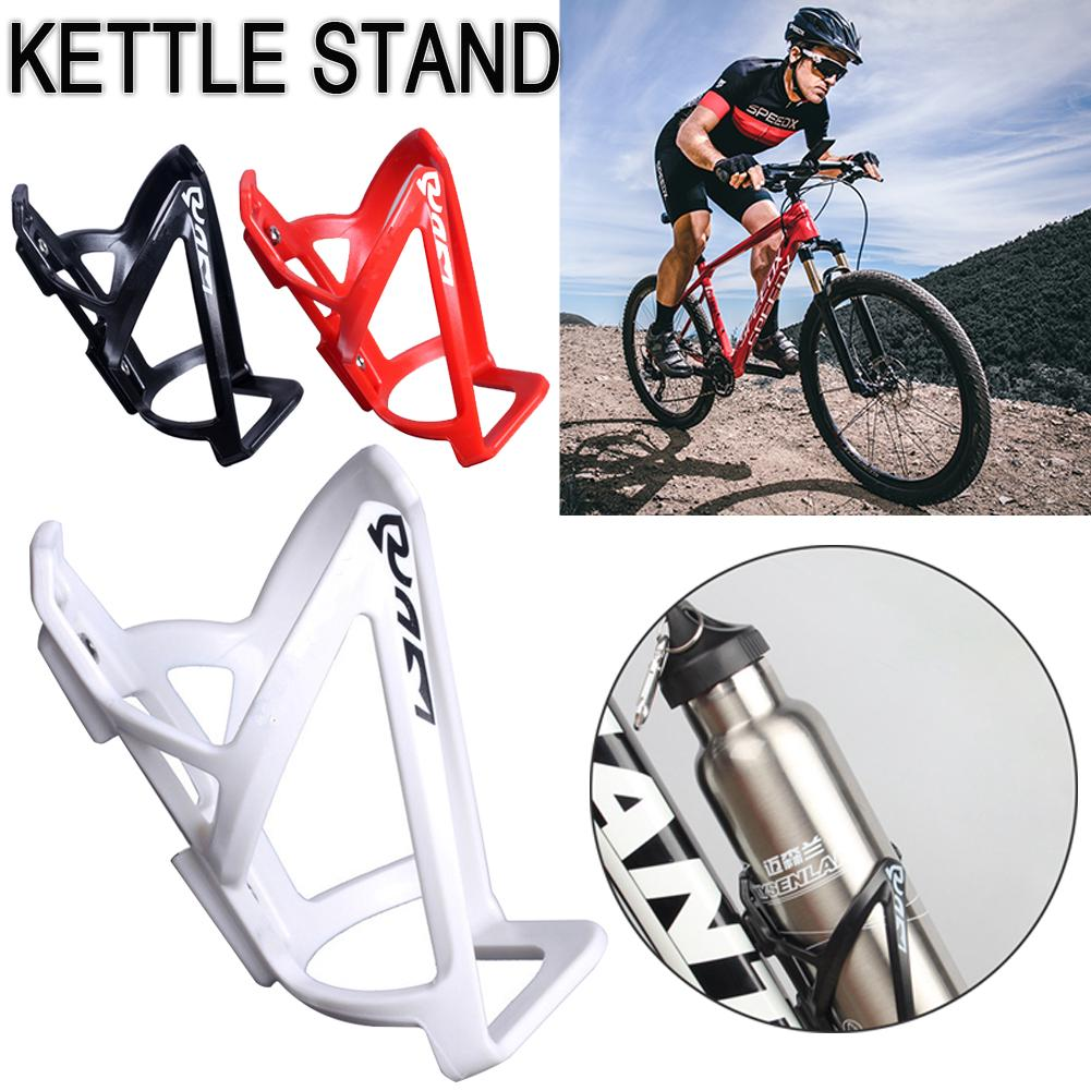 Aluminum Alloy Bike Bicycle Water Bottle Holder Rack Cages Cycling Stand SET NEU
