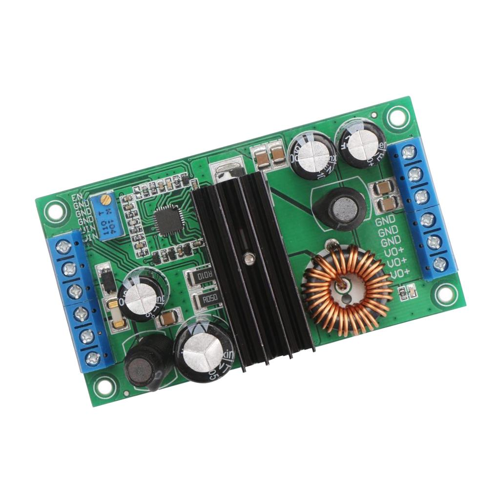 New LTC3780 12A DC Converter Automatic Step UP//Down Power Supply Module