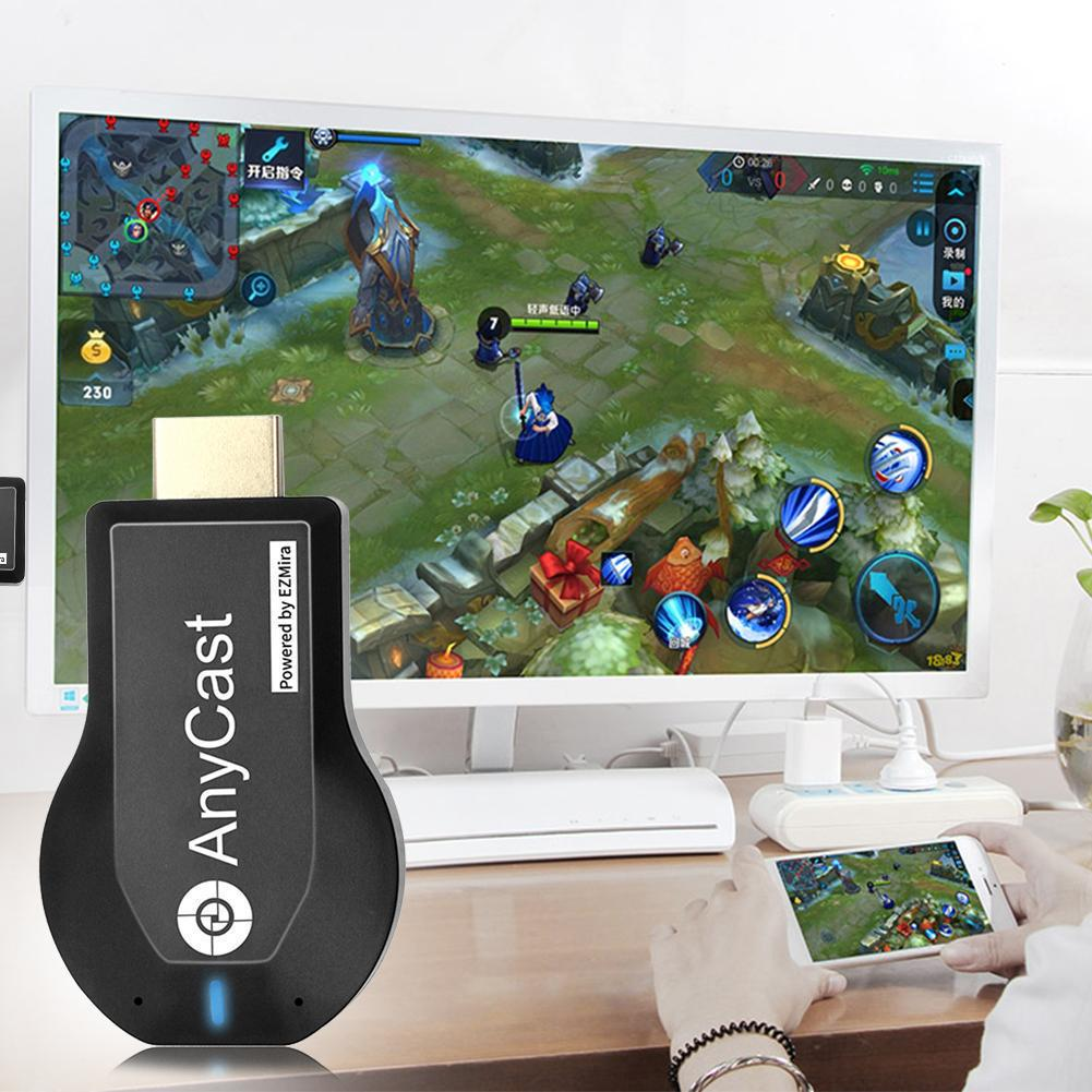 Anycast M2 Plus HDMI TV Stick WiFi Дисплей Dongle приемник для iOS Android