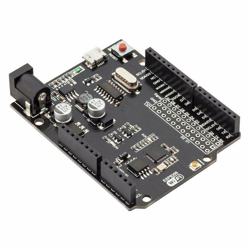 WeMos D1 R2 UNO R3 WIFI ESP8266 Development Board CH340 32MB Flash Memory