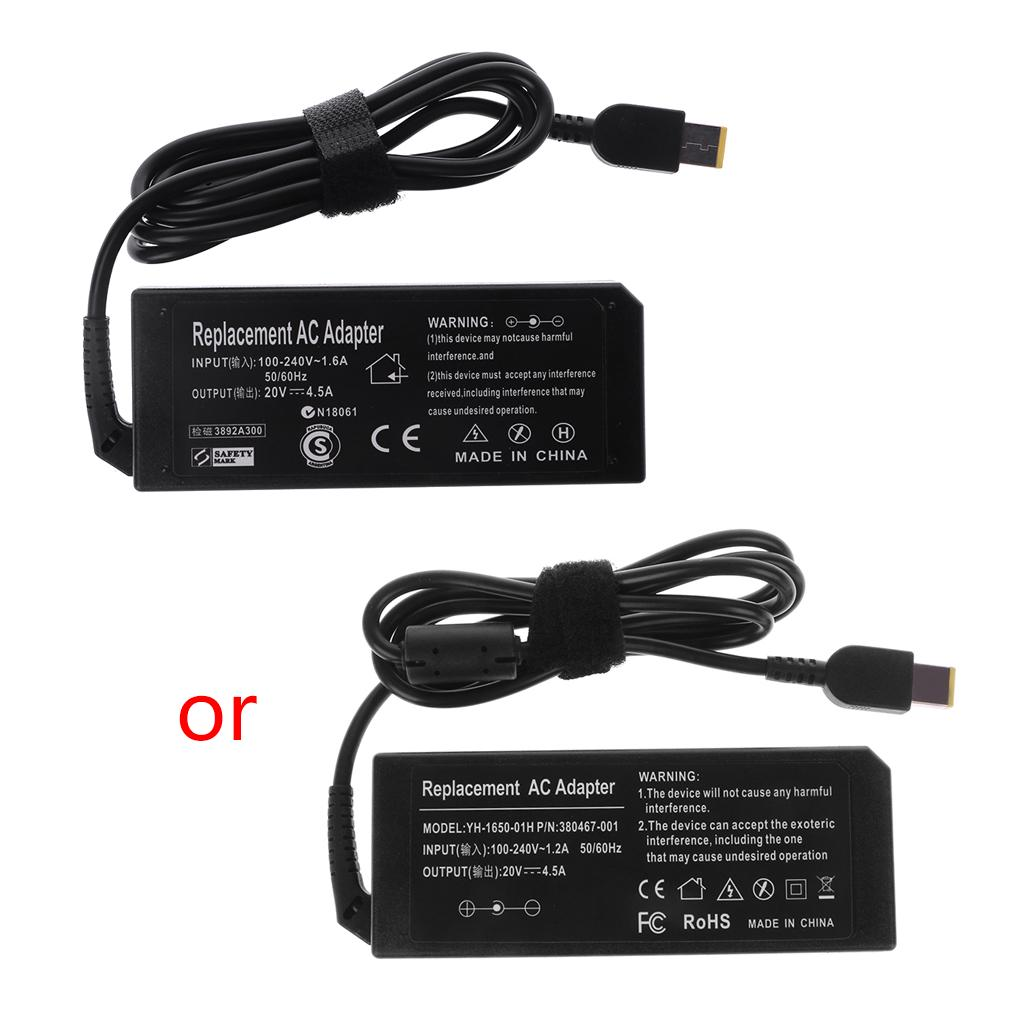 1pc 4.5x3.0mm Universal AC DC 2 Pin Plug Tip Charger Power Adapter For HP Laptop