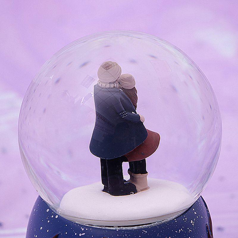 Хрустальный шар, романтический шар с огнями, музыкальная шкатулка, поделки, подарки на новый год, подарок для пары, домашний декор купить недорого — выгодные цены, бесплатная доставка, реальные отзывы с фото — Joom