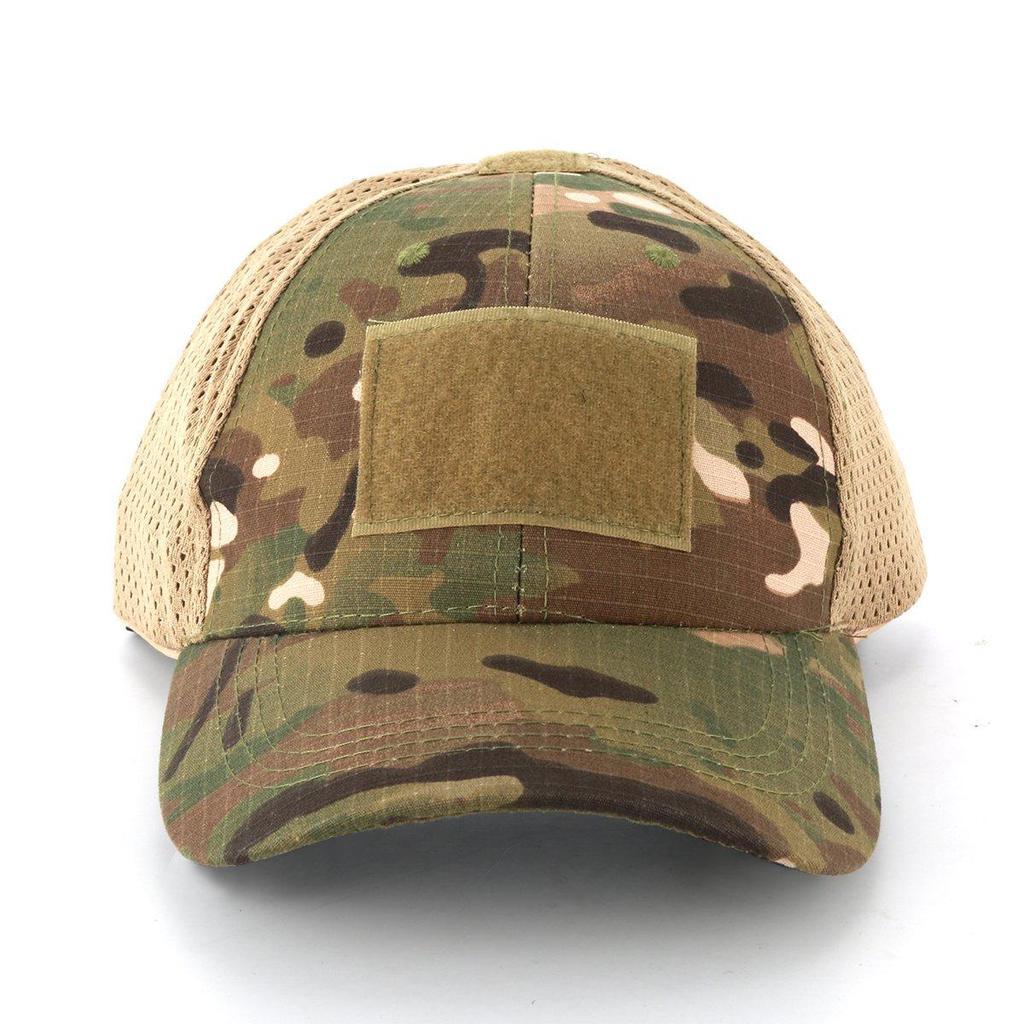 Baseballkappen Camo,Baseball Cap Camouflage Hut Unisex Damen Herren Baseball Kappen Multicam Style Caps f/ür Jagd Angeln Camping Werden Sport