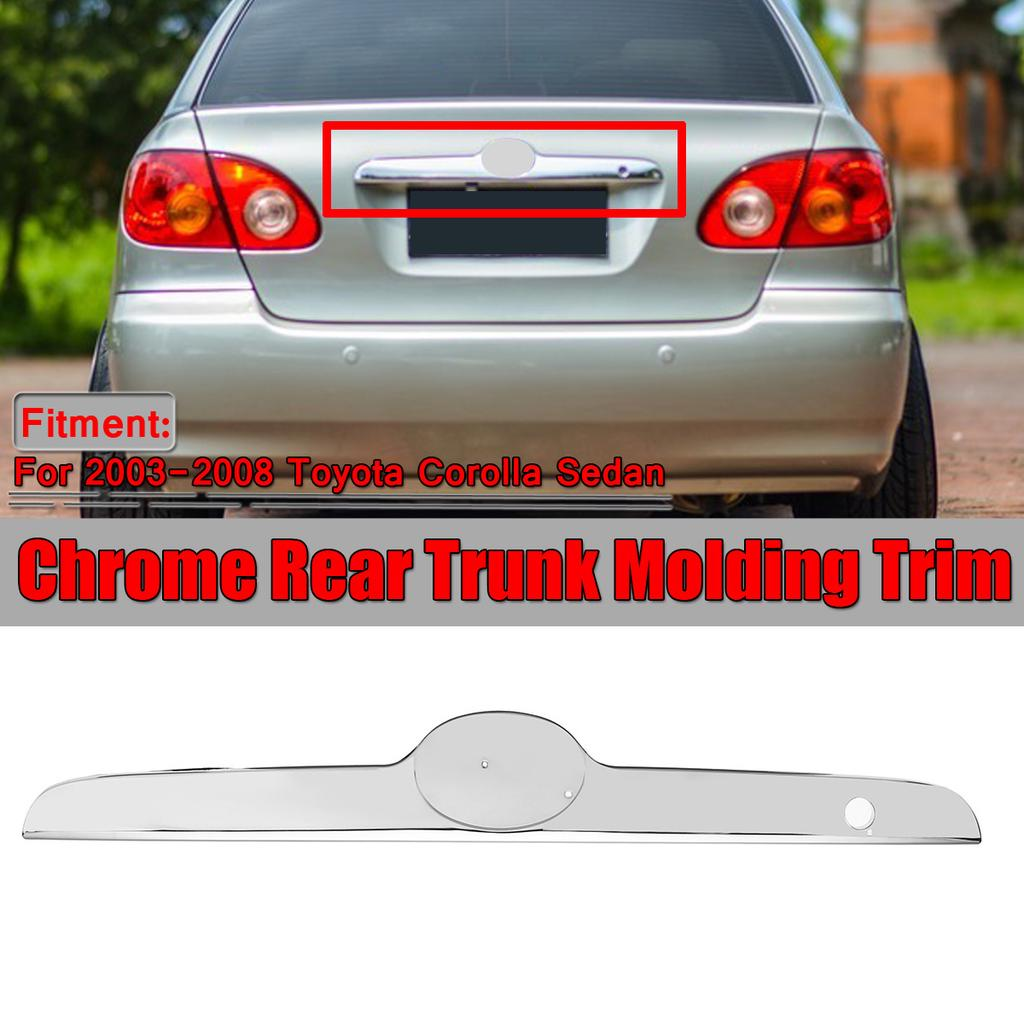 Fits 2007-2011 Toyota Camry Chrome Door Handle Cover Trim Kits New 99/_OnLine