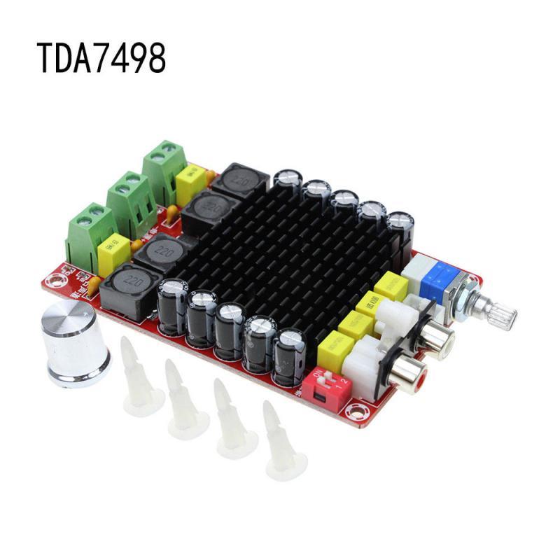 TDA7498 2.1 Digital Amp Amplifier Board Class D 200W+100W+100W