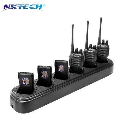 Six//6-way radio Rapid Charger for Baofeng Pofung UV82 Dual Band Two Way Radio