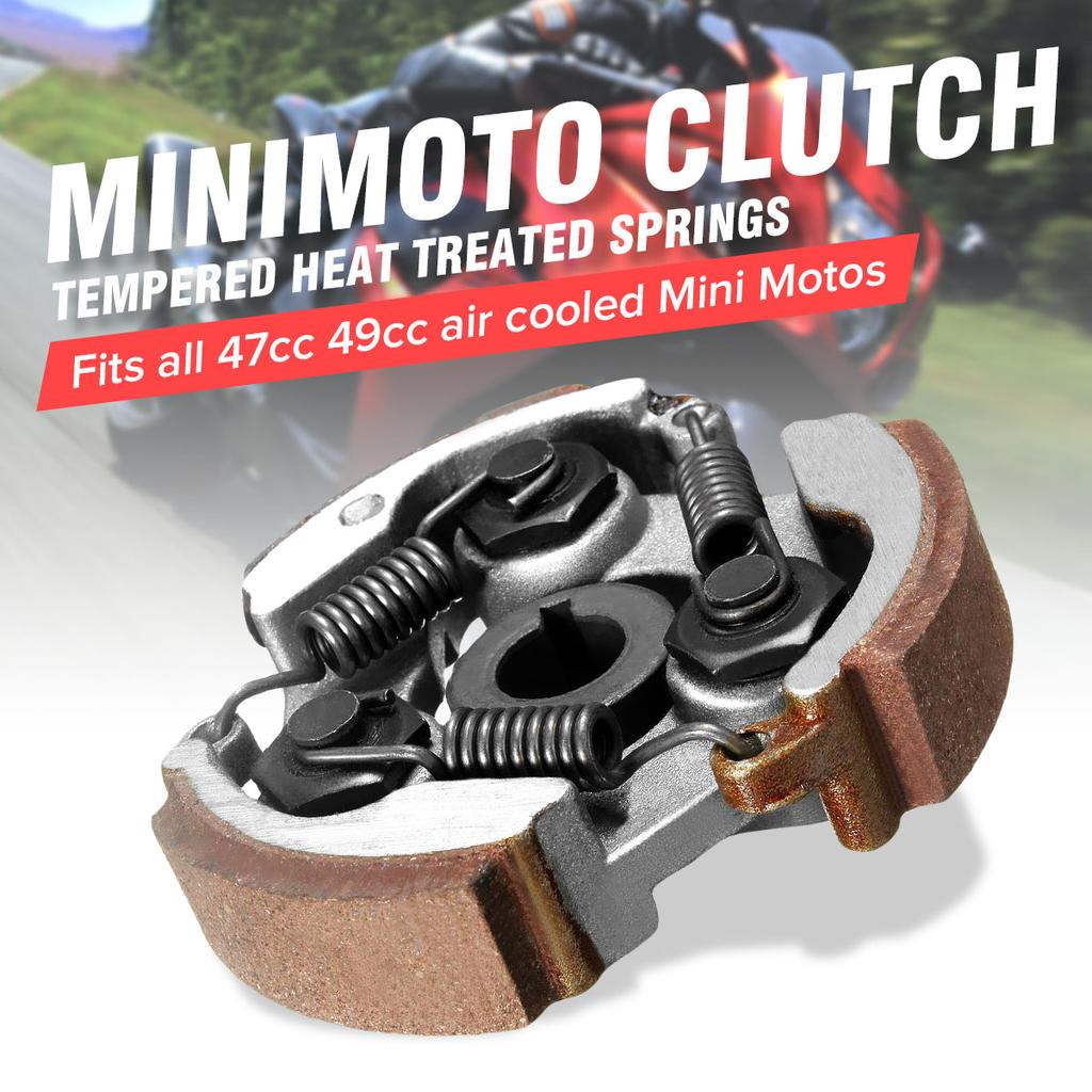 2 Stroke 47cc 49cc Minimoto Centrifugal Clutch For Mini Moto Dirt Bike ATV Quad