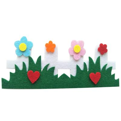 Creative Non-woven Patch Handmade Puzzle Material Kids Craft DIY Supplie sp