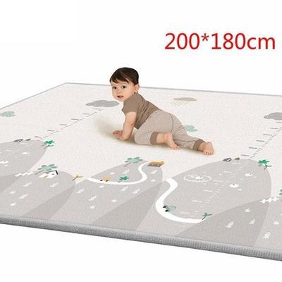 30 cm Bébé Tapis Doux en Mousse EVA Kids Play Puzzle Ramper Tapis Home SOL COUVERTURE