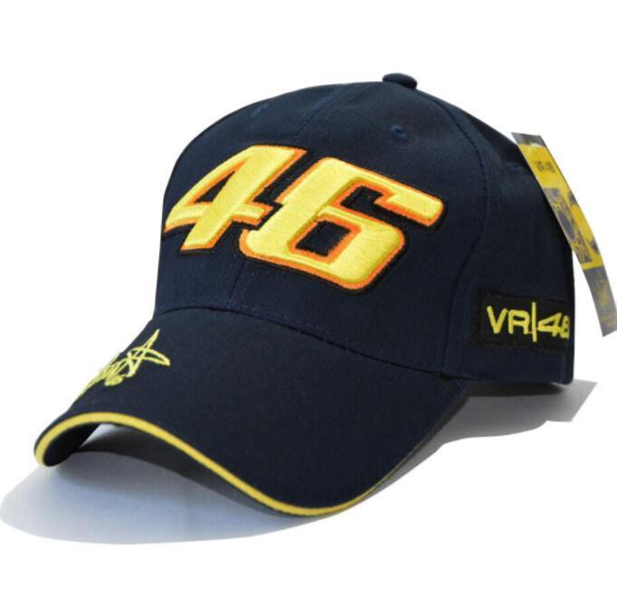 Estrela Rossi assinatura bordado moto chapéu boné de beisebol de ... c4e079f4b67