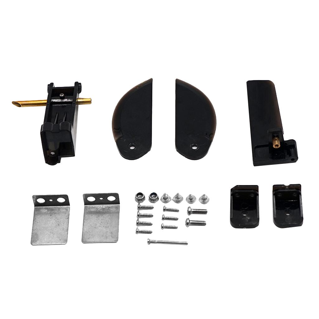 RC Racing Boat Engine Replacement Set Tail Rudder Parts For Feilun FT011 FT011-4