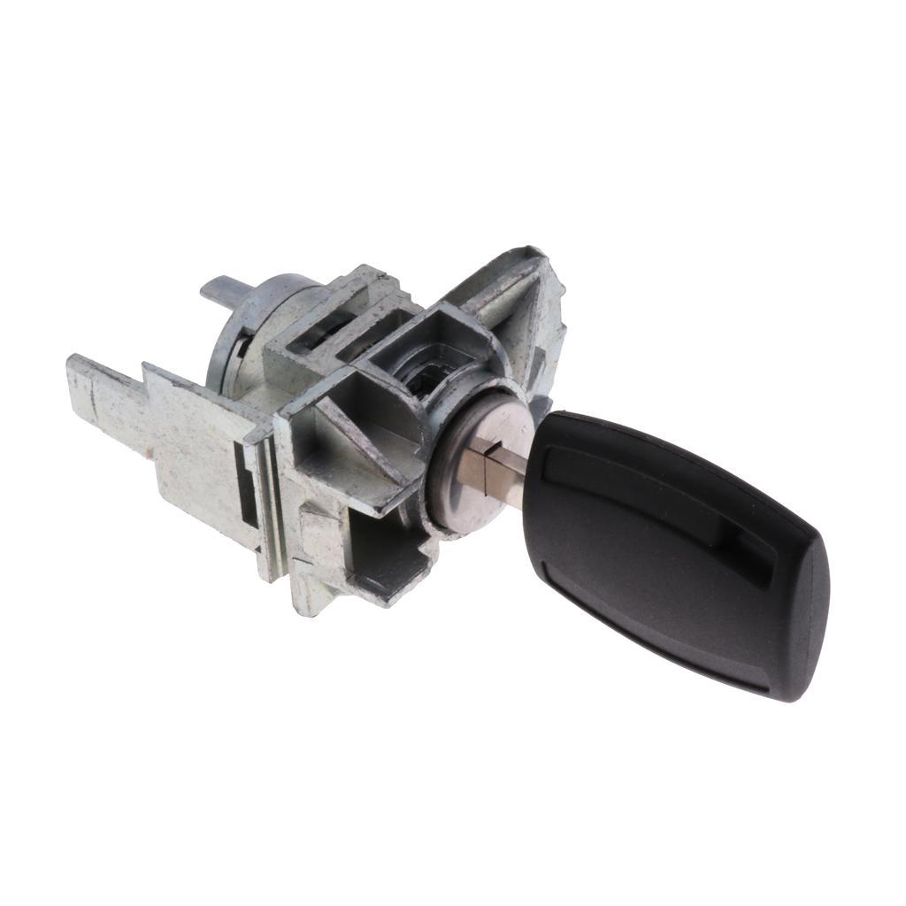 1Pc Bonnet Hood Lock Latch Cylinder Set W// 2 Keys For Ford Transit MK6 New