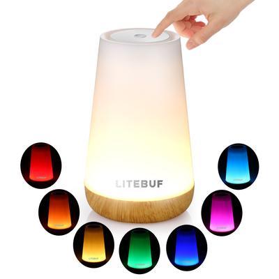 Tragbare LED-kleine Nacht Licht USB-Ladekabel Lampe Wand Lampe ...