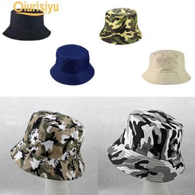 d43fcd84b01fe Cubo sombrero pescador Femenil Varonil tapa sombrero visera del sol de  verano