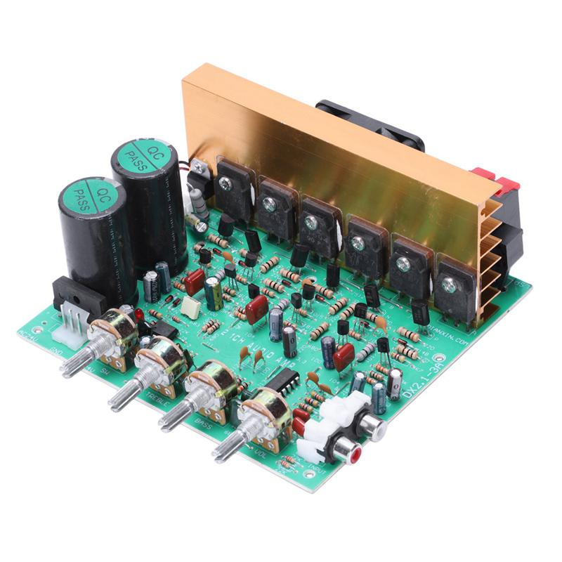 TPA3116 D2 120W+120W dual-channel stereo digital audio power amplifier 12V CYN