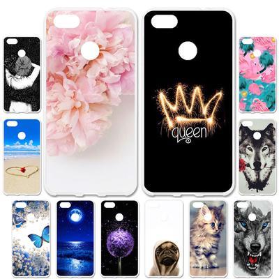 Akabeila Cases for Huawei Nova Lite 2017 Y6 Pro 2017 P9 Lite Mini SLA-L02 Cover Paint Case Phone Bag