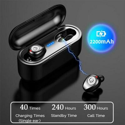 Wireless 5 0 Headset Wireless Earphones Mini Earbuds Stereo Headphones Ipx6 E D Buy At A Low Prices On Joom E Commerce Platform