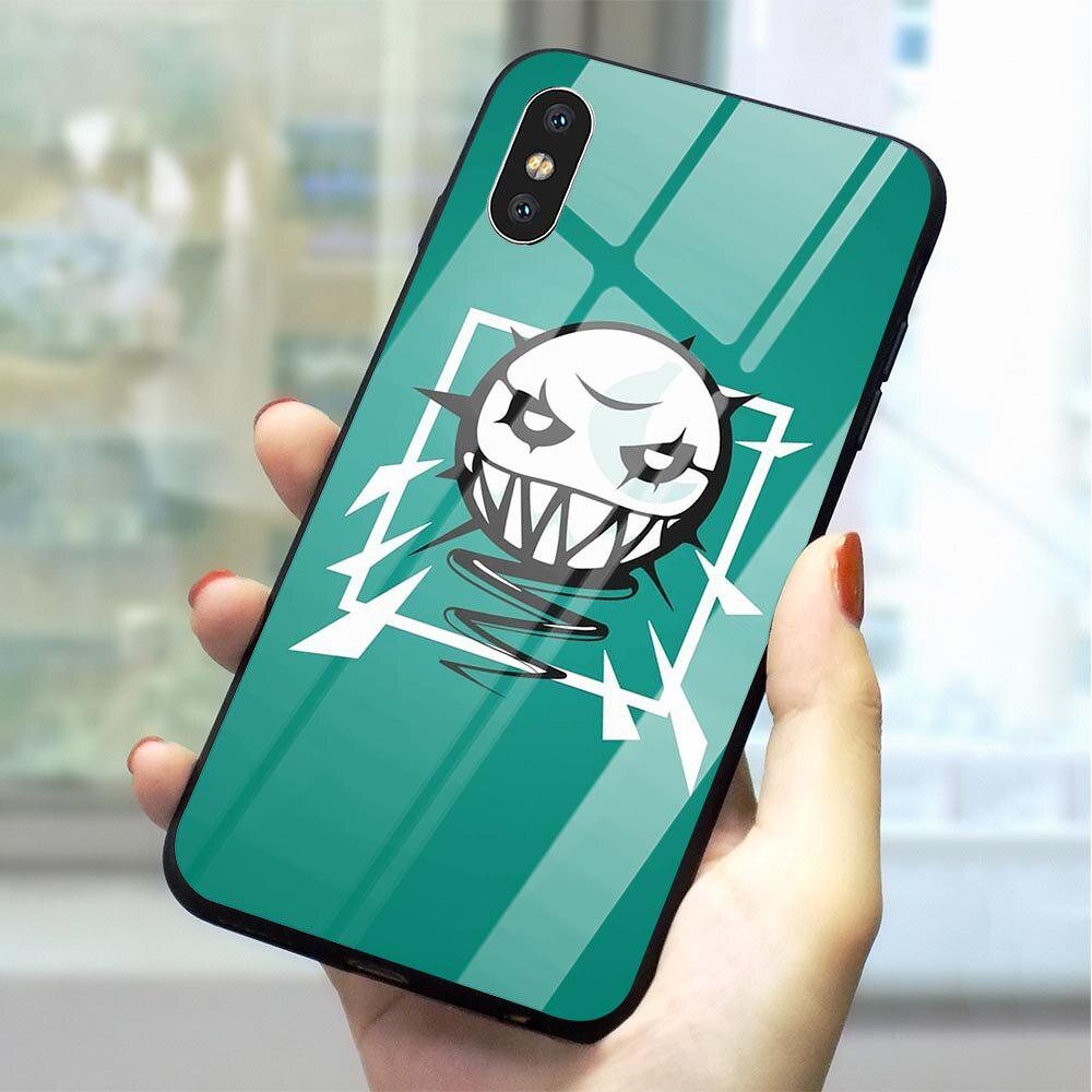 Voltron Rainbow Six Siege Phone Cover for iPhone 5 Case XR X 7 8 Plus 6 6S 5S SE Xs Max 11 Pro Glass-buy at a low prices on Joom e-commerce platform