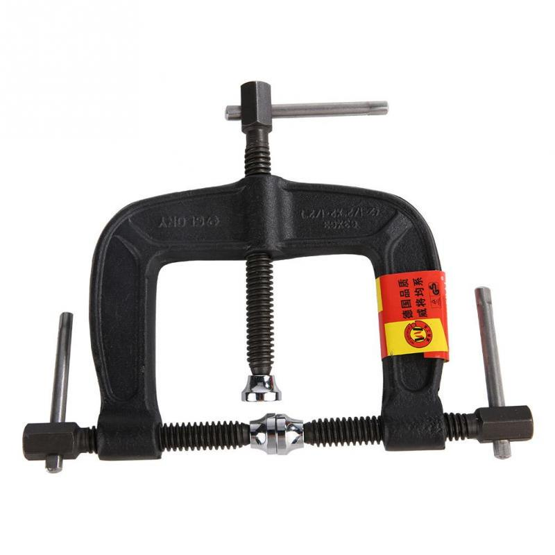 Carpentry Clamping Device Heavy Duty Adjustable G-Type Woodworking C-Clamp DIY Carpentry Clamping Device Sturdy Durable