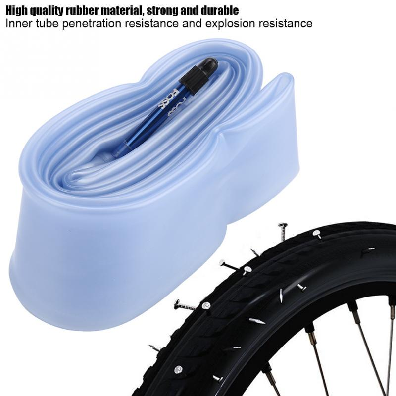 """Pair 24/"""" inch Inner Bike Tube 24 x 1.75-2.125 Bicycle Rubber Tire Interior BMX"""
