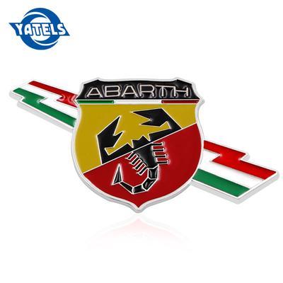 1* Car Door Fender Shield American Logo National Flag Emblem Sticker Badges