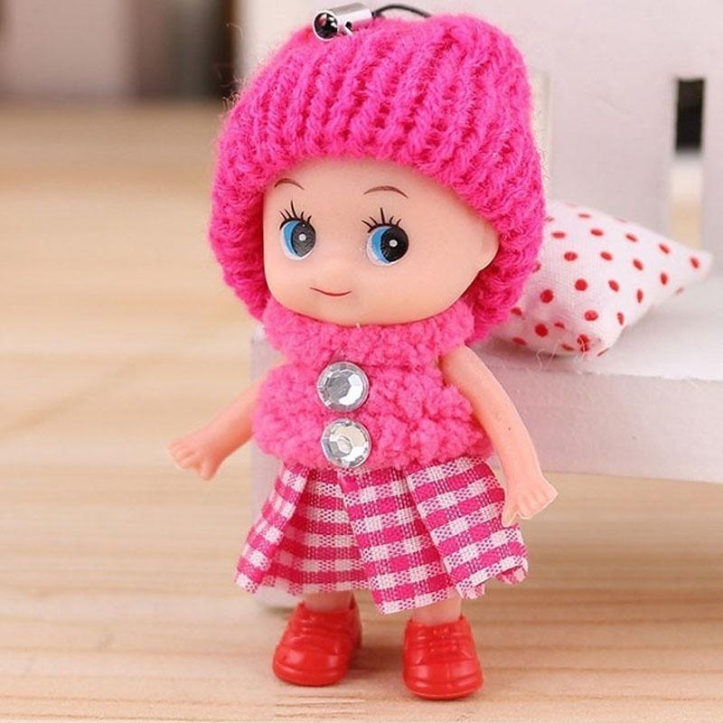 Mini Lovely Baby Doll \u0026 Doll Poussette Set Simulation Mobilier Jouets