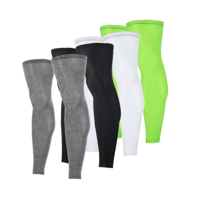 Unisex Men Women Thicken Thermal Knee Leg Warmer Cycling Protector Winter WarmSP