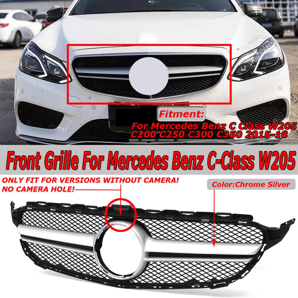 For Mercedes Benz E C Class W205 W213 2016-2019 Lengthened Standard Stickers