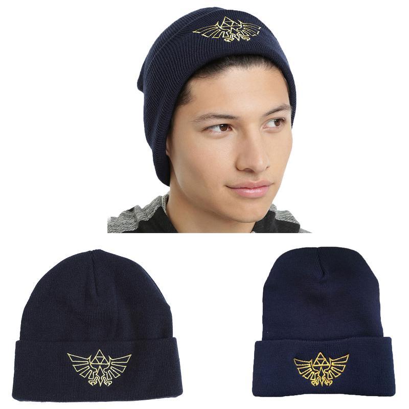 Sombrero moda aves patrón carta gorros casquillo del Knit del ...