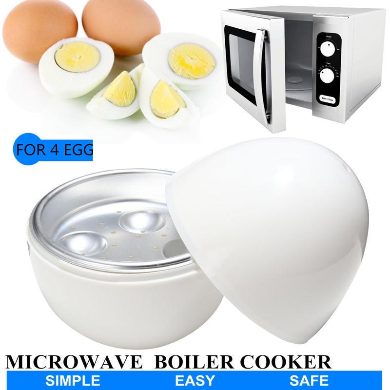 Portable Mini 4 Egg Boiler Cooker Cup