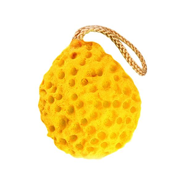 Bath 1pc Sponge Ball Comfortable Soft Honeycomb Natural Seaweed Washing Supplies Cleaning Ball For Body Face Skin Bath & Shower