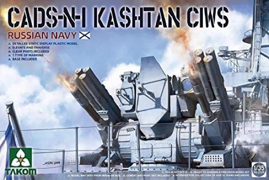 Buy Takom model launch missile russian navy cads-n-1 kashtan ciws tak2128 at affordable prices — free shipping, real reviews with photos — Joom