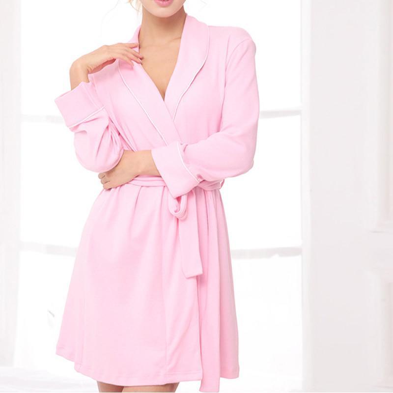 Camisones suave Inicio mujeres usar traje vestido dama ropa de ...