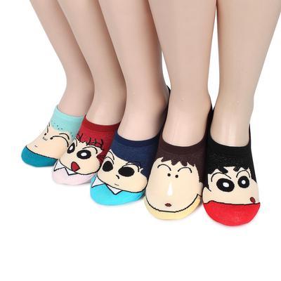 New Flowers Socks Women Girl Big Kid s No Show Liner Fake Socks MADE IN KOREA