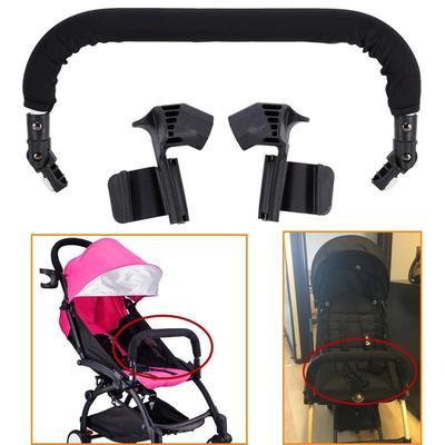Baby Stroller Pushchair Handle Grip Sleeve Bumper Bar Armrest Protective Cover