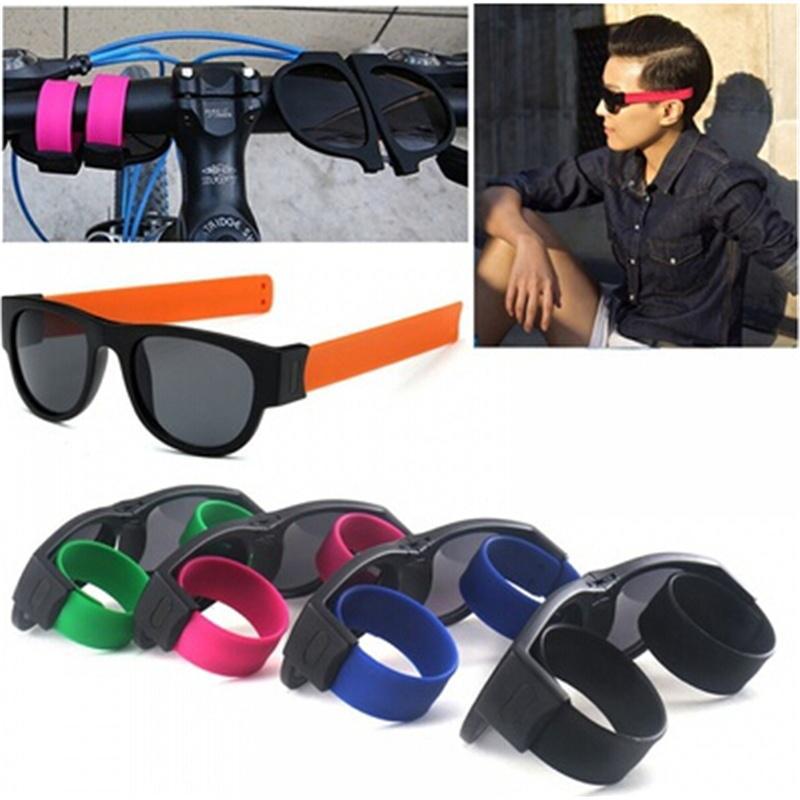 2016 新款啪啪圈眼睛镜 时尚太阳镜 运动手腕眼镜