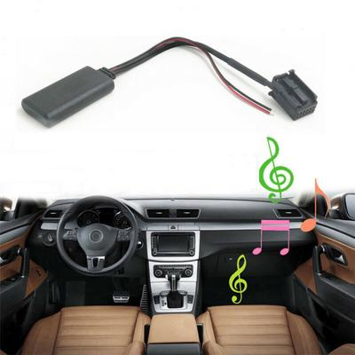 Bluetooth Adapter Aux Cable Amplifier for Vauxhall Agila Antara Meriva Vectra