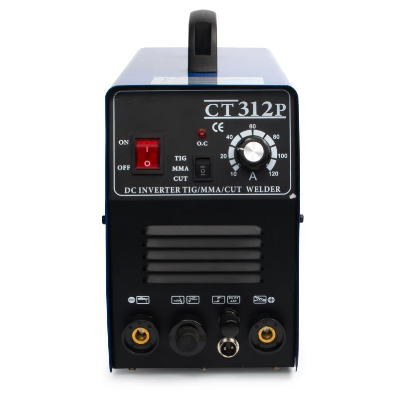 3 in 1 TIG MMA Air Plasma Cutter Welder Welding Torch Machine /&Torch Accessory