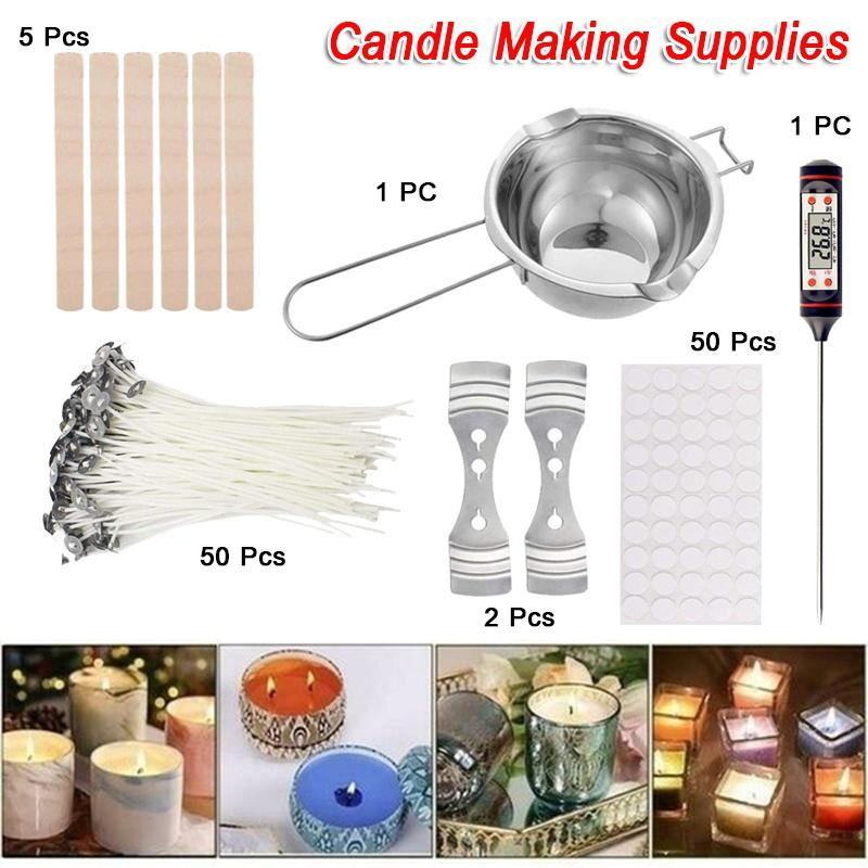 Diy Candle Crafting Tool Kit Candle Wick Candle Making Tool Suitable For Beginner Candle Making Buy At A Low Prices On Joom E Commerce Platform