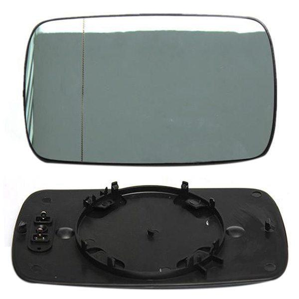 For BMW 3-Series E46 1998-2005 Saloon Door Wing Mirror Cover Passenger Left Side