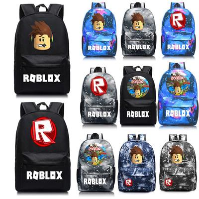 Roblox Backpack Kids School Bag Students Bookbag Handbags Travelbag Schoolbag