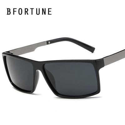 393b8951200 Men Polarized Sunglasses Vintage Shades Retro Brand Designer Sun Glasses  UV400