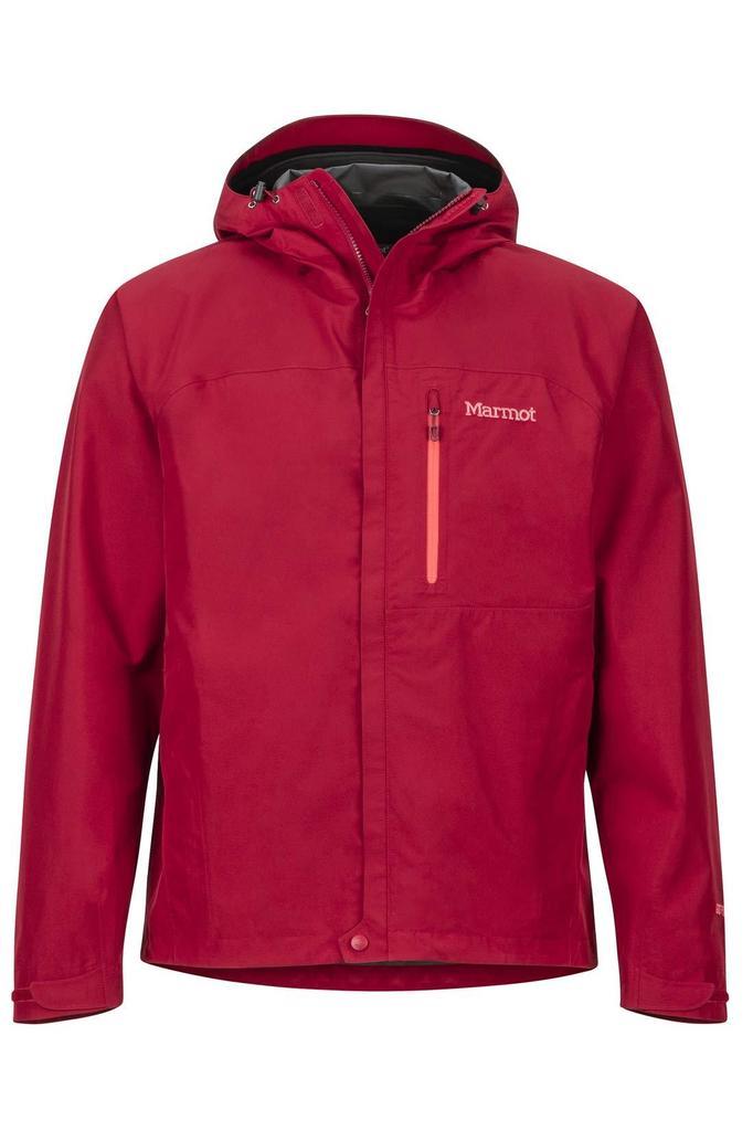 Marmot Mens Minimalist Jacket Hardshell Raincoat Waterproof Windproof Breathable