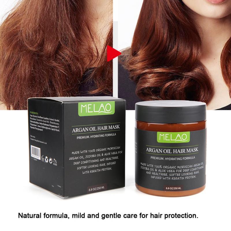argan oil hår