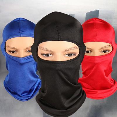 Cuello de invierno calentador Sport CS cara máscara contra el polvo prueba  ciclismo accesorios para bicicletas 028cc81f22aea