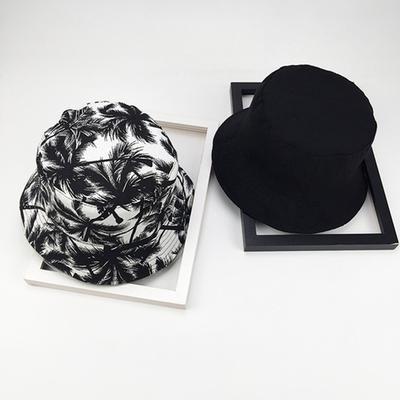 374c85cdbe6 Summer Leaves Bucket Hat Adult Men Women Hip Hop Caps Hiking Sombrero  Outdoor Gorro Fishing Hats