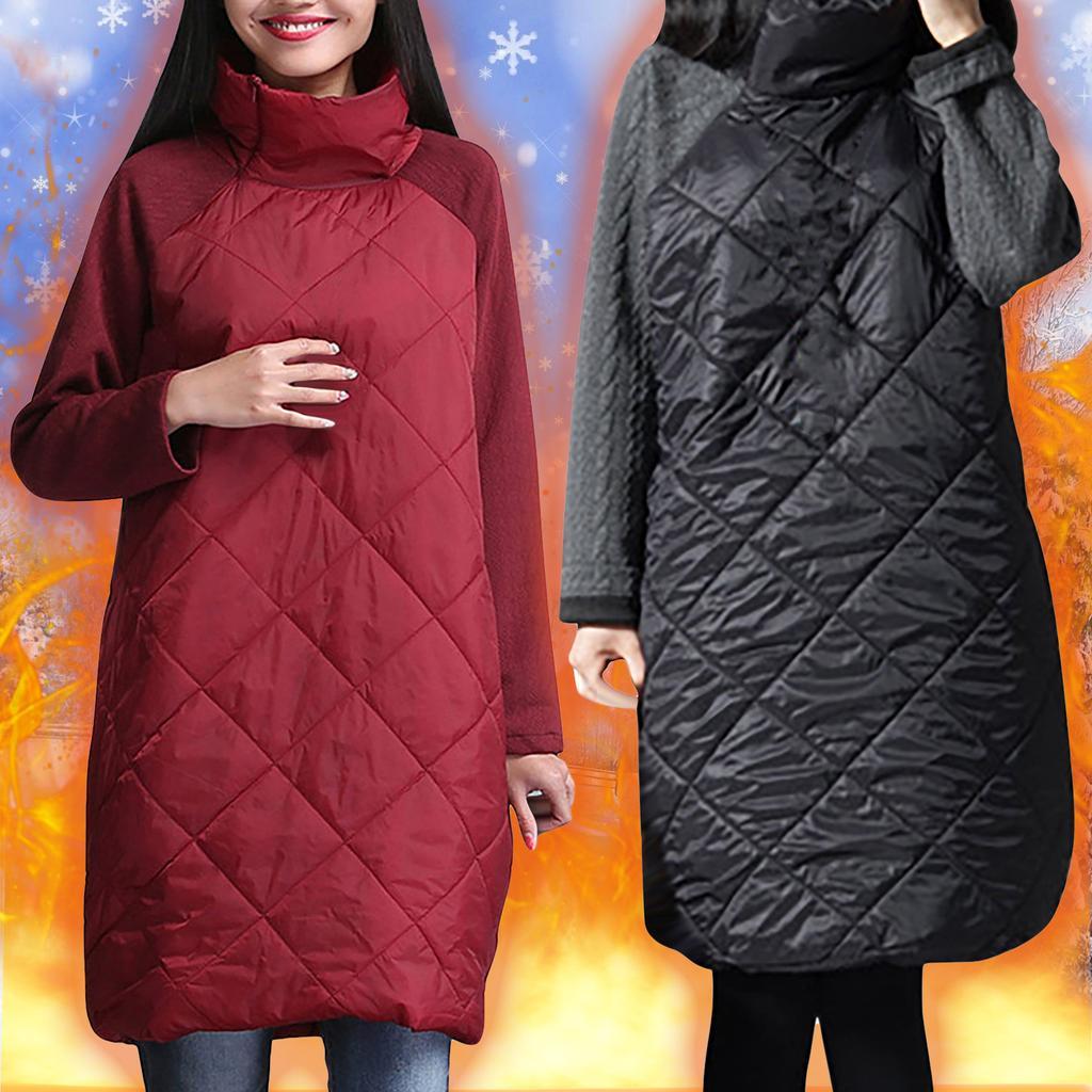 Модная женская верхняя одежда с капюшоном, женское теплое пальто, длинная толстая мягкая тонкая куртка – купить по низким ценам в интернет-магазине Joom